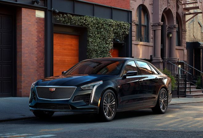 2019 Cadillac Cts >> 2019 Cadillac CT6 Price, Release date, Redesign, Changes, Specs, Spied