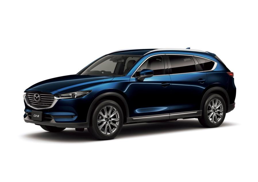 2018 Mazda Cx 8 Interior Price Reviews Release Date Specs Usa Mpg