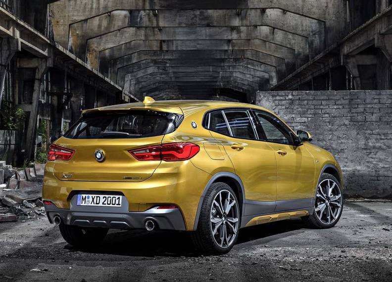 What Is Lane Departure Warning >> 2019 BMW X2 Review, Specs, Price, Colors, Release date