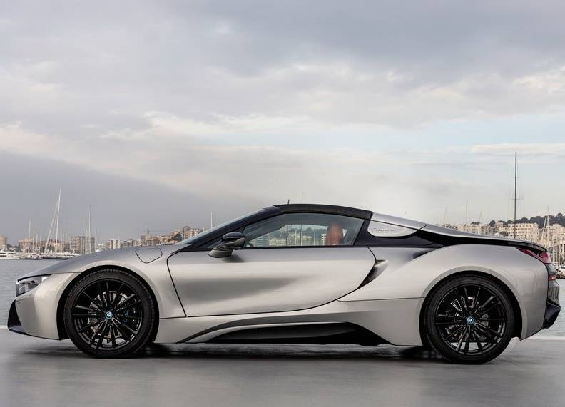 2019 Bmw I8 Roadster Review Price Specs Photos Colors